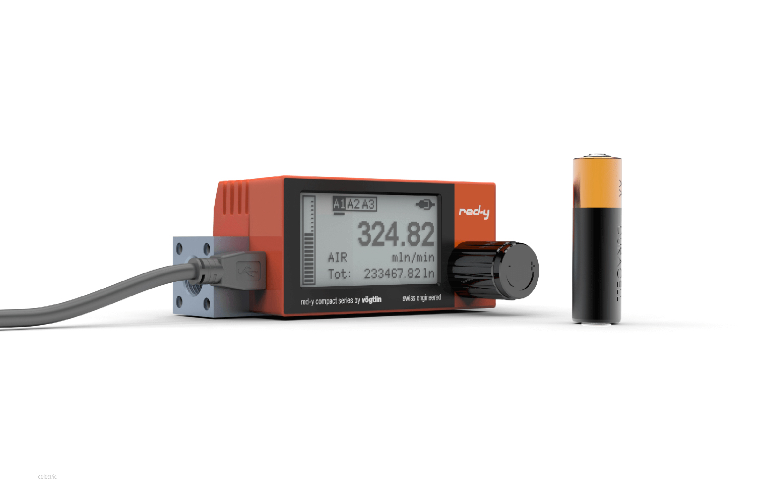 Vogtlin_red-y-compact-flowmeter-alu-g-1-4-cable-and-battery